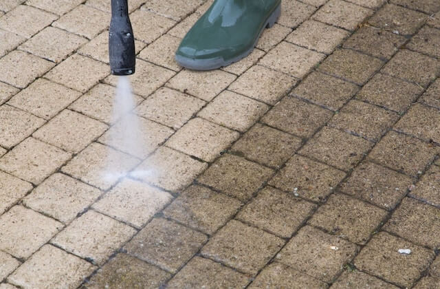 bowie patio cleaning