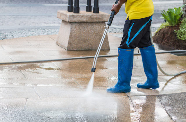 commercial cleaning bowie